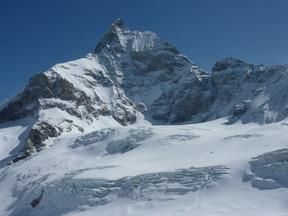 panorama sur raid Chamonix-Zermatt